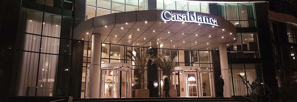 Hotel Mogador – Casablanca