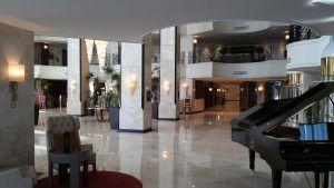 Alumbrado LED para hall o recepción hoteles y estancias