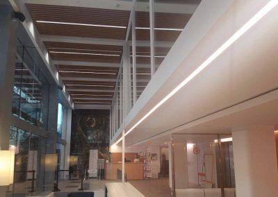 EADA, Modular system of continuous light rows, ZULYT