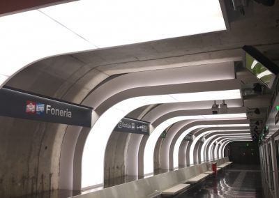 Metro Foneria Barcelona L10