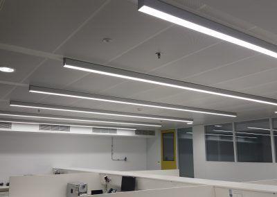 Salas de reuniones iluminación LED