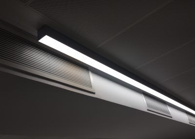 lampara techo LED