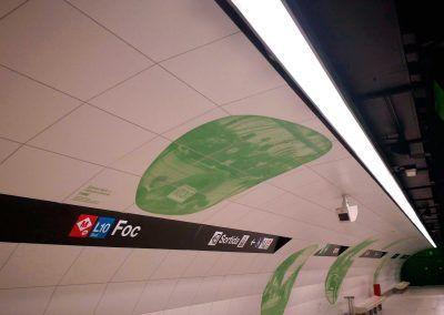 L9-parada-metro-foc-superficie-suspendida-Quaoar-luxes