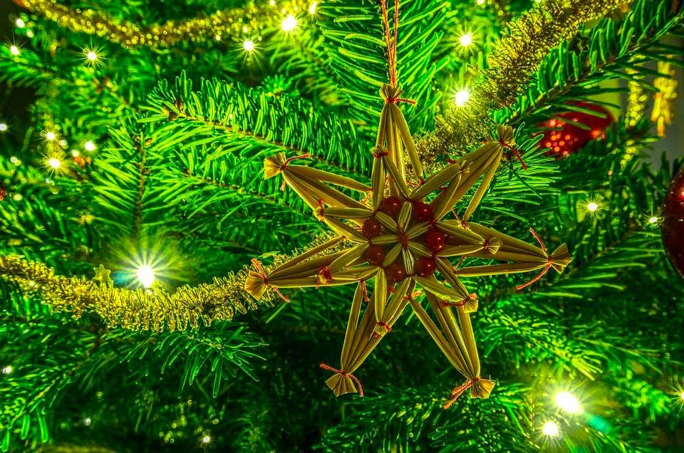 Luces de navidad par centros comerciales, zonas urbanas, calles y jardines