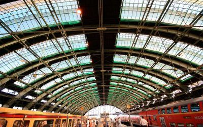 Normativa Europea sobre iluminación en áreas de transporte