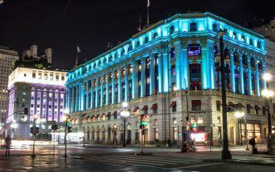 Regulations on energy efficiency in outdoor lighting