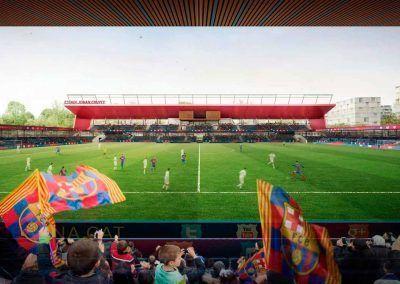Stadium  Johan Cruyff