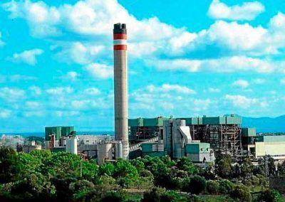 Centrale électrique Es Murterar