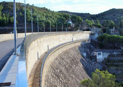 Riudecanyes reservoir (Reus)